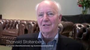 GCDP-Stoltenberg-NRK