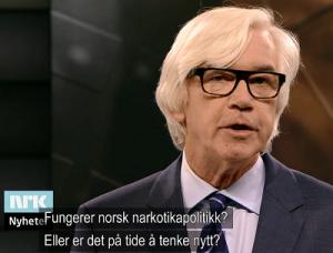 NRK Aktuelt 180814 - er det på tide å tenke nytt